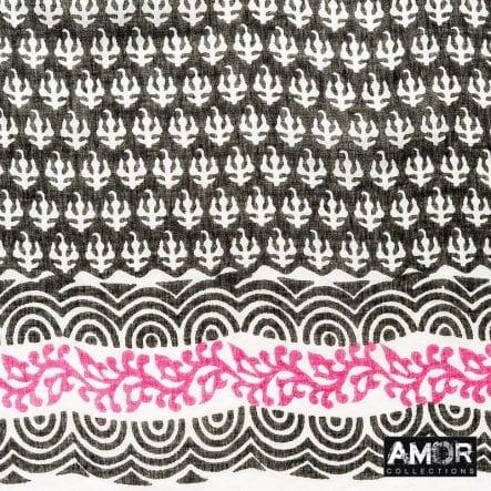 AM 718 black detail