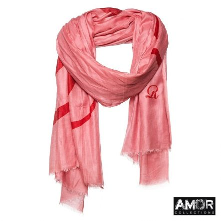 AM 733 Dark Pink met tekst1