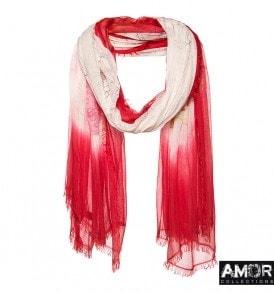 Prachtige kwaliteit modaal met geprinte mode accessoires en kleding.