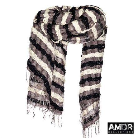 sjaal deken wol