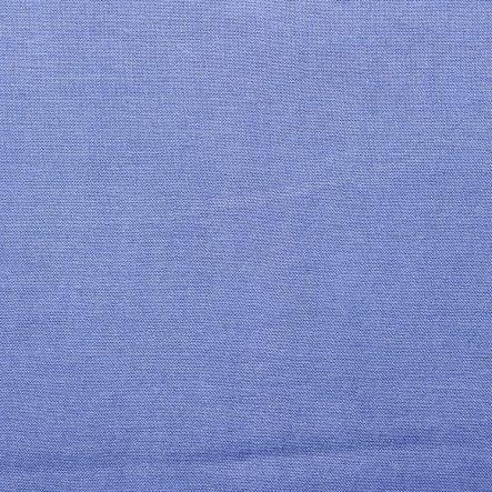 100% modaal effen sjaal blauw