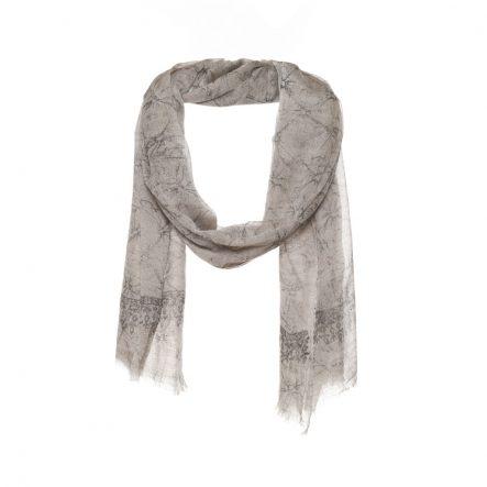 Grey men scarf - AM585