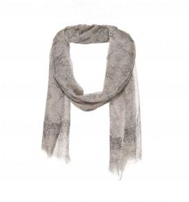 Grijze heren sjaal - AM585