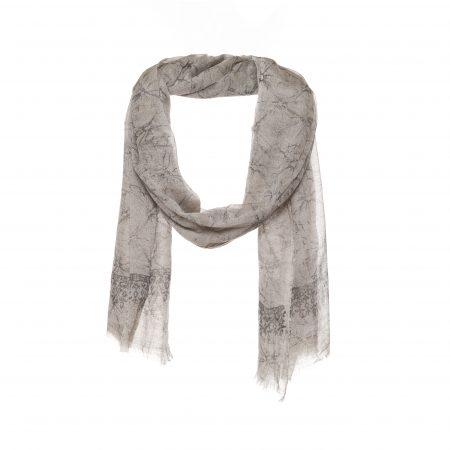 Grijze heren sjaal