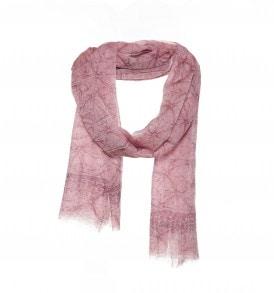 Dunne sjaal met prachtige print - AM 585 Van €54,95 voor