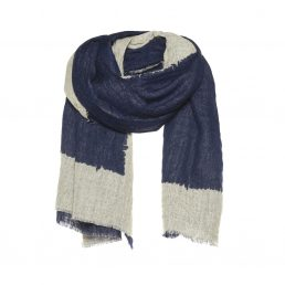 Boiled wool scarf - AM 900