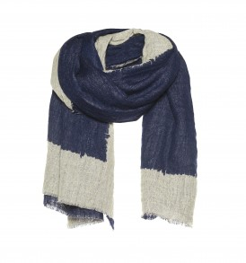 Mooie boiled wol sjaal - AM 900