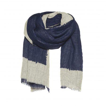 Mooie boiled wol sjaal