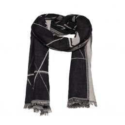Double woven scarf - AM 931