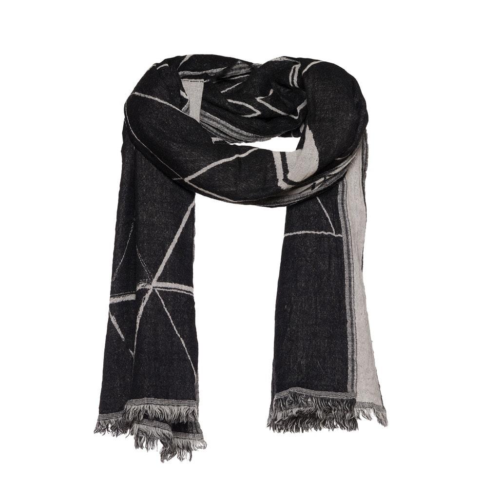 Dubble woven scarf