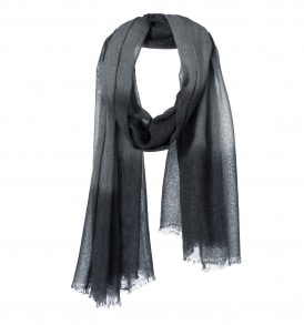 amor collections basic modal scarf grey